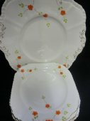 Phoenix china part serving set